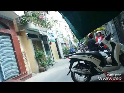 Ho Chi Minh City Veitnam trip#1 (Street food)