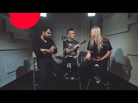 Apocalyptica: Interview with Franky Perez and Eicca Toppinen (Nova Stage)