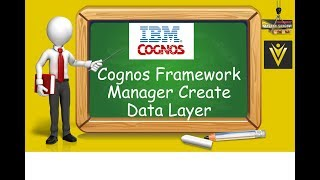 Cognos Framework Manager Create Data Layer by Mayank Sanghvi
