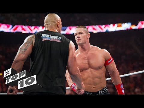 Raw After WrestleMania Classic Moments: WWE Top 10, April 9, 2018