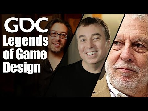 Legends of Game Design
