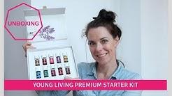 UNBOXING | Young Living Premium Starter Kit Nederlands