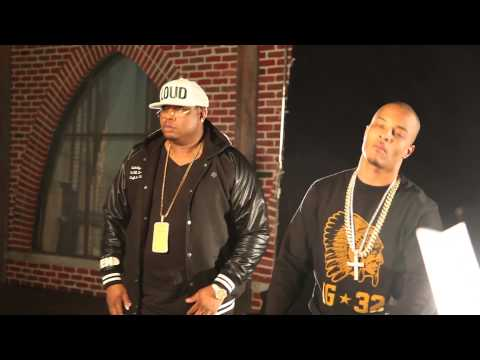 Behind The Scenes: E-40 Featuring T.I. And Chris Brown