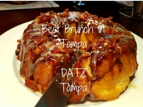 Datz Tampa - The Best Brunch in Tampa