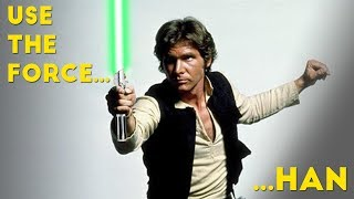 5 clues han solo could use the force