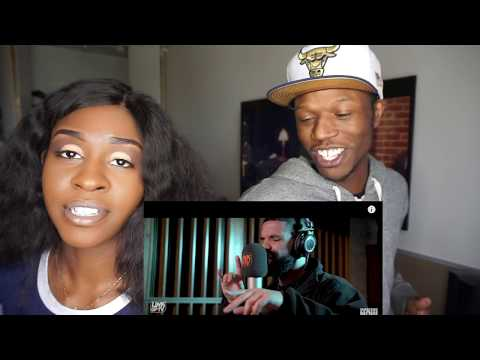 HE DISSED KANYE?! Drake - Behind Barz | Link Up TV - REACTION