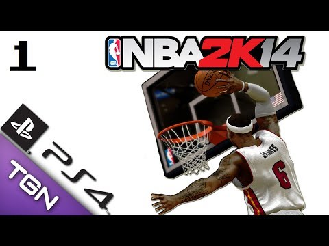 NBA 2K14 - PS4 [HD| My Career] #1 Rookie ♣ Let's Play NBA 2K14 ♣