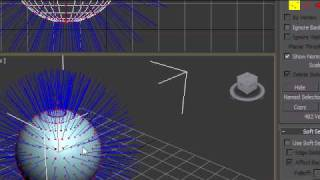 3Ds Max Tutorial - 10 - Subobjects