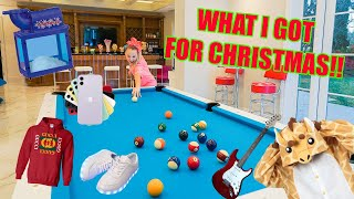 WHAT I GOT FOR CHRISTMAS 2019!!!! - JoJo Siwa