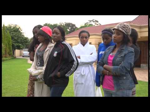 Franco Actu: Miss Congo-SA 2013: BootCamp part1