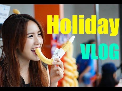 May R :: Holiday VLOG   Bangkok เที่ยวกัน วันหยุด