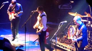 BABYSHAMBLES 'FARMER'S DAUGHTER'..PETE FORGETS LYRICS @ ROUNDHOUSE, CAMDEN, LONDON 10.03.14