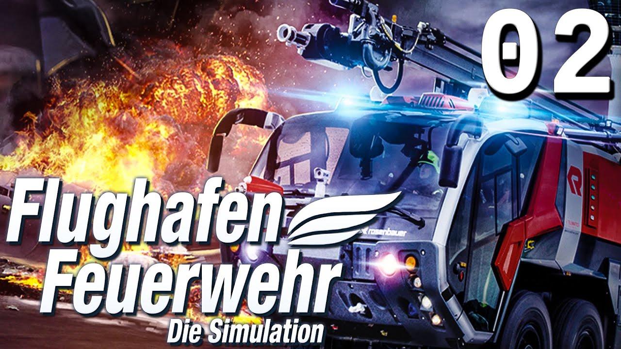 Flughafen Feuerwehr Die Simulation #2 PREVIEW Gameplay zu Teil 3 des ...