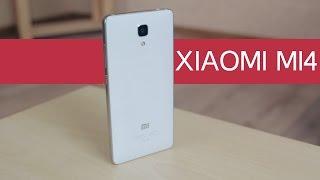 Xiaomi Mi4 за 150$: распаковка и первый взгляд на смартфон-легенду.