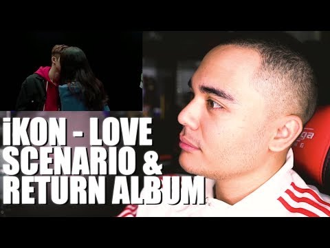 iKON - LOVE SCENARIO MV & RETURN Album Reaction