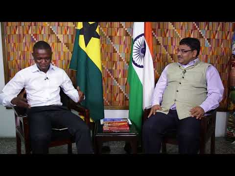 Concentrate on football - India High Commissioner to Ghana Birender Singh Yadav tells Black Starlets