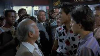 The Karate Kid - Ice Breaking Scene