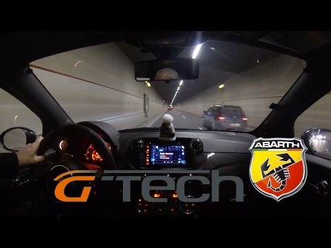 abarth 500 g tech exhaust rumble vlog 167 youtube. Black Bedroom Furniture Sets. Home Design Ideas