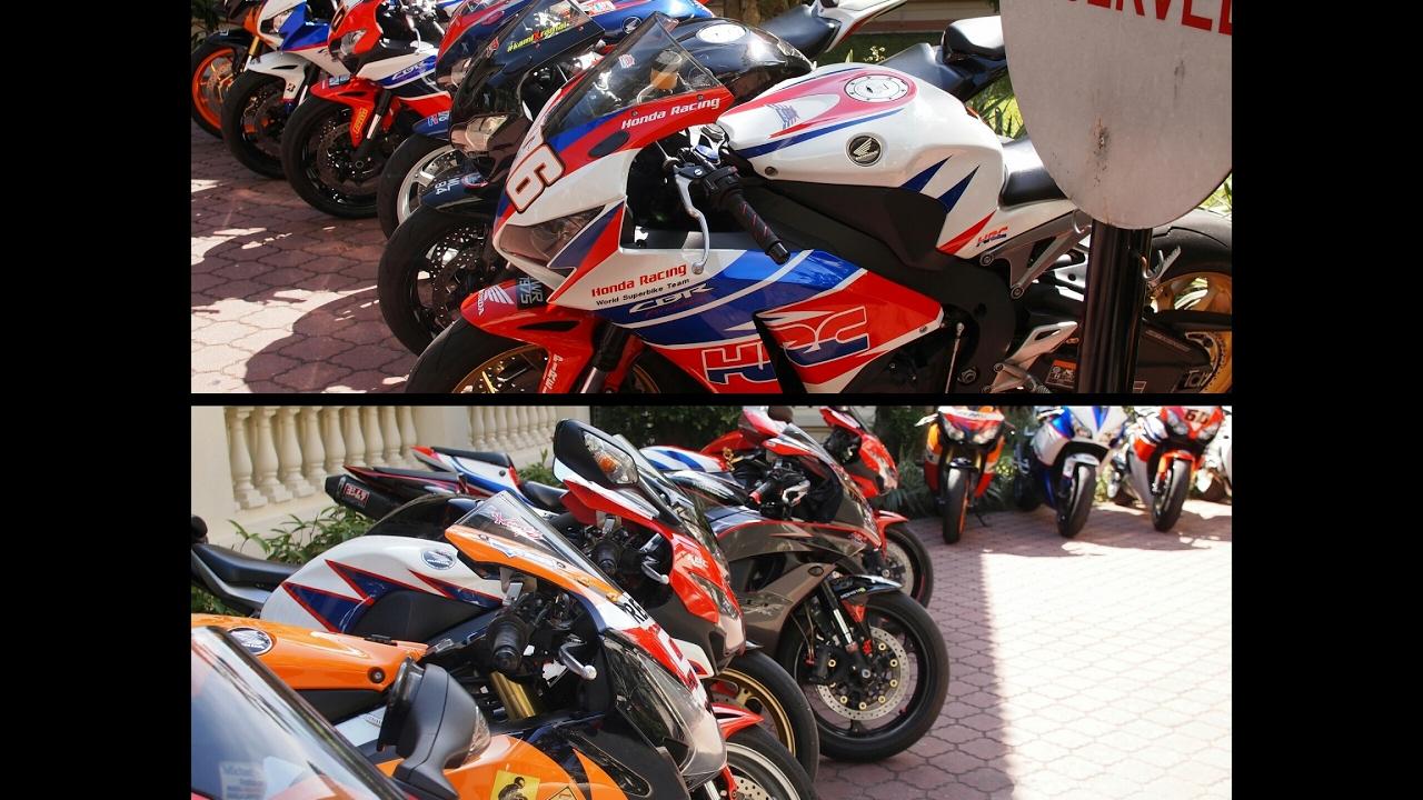 Honda Cbr Rr Malaysia Mega Gathering 2017 Onelegkh Amputee Vlog