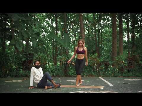 Janushirshasana - Head to Knee Pose Alignment