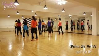 Gambar cover Bibia Be Ye Ye Line Dance