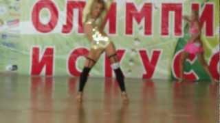 GO-GO dance соло.Кубок России. 1 место Удодова Юлия