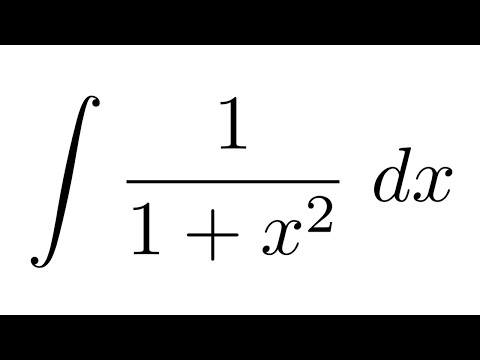 Integral Of 11x2 Substitution Youtube