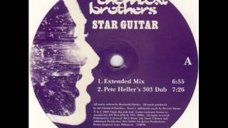 The Chemical Brothers - Star Guitar (Pete Heller