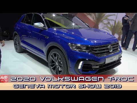 2020 Volkswagen T-Roc - Exterior And Interior - 2019 Geneva Motor Show