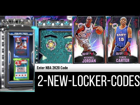 NBA 2K20 FREE LOCKER CODES FOR MYCAREER! (NEVER EXPIRES) from YouTube · Duration:  3 minutes 9 seconds