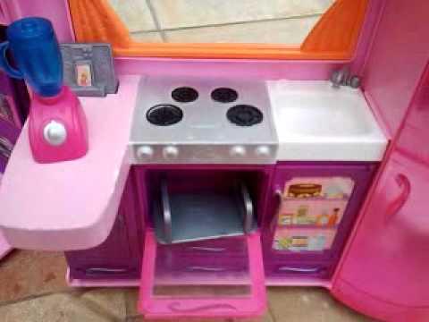 Camper di barbie youtube - Caleche barbie ...