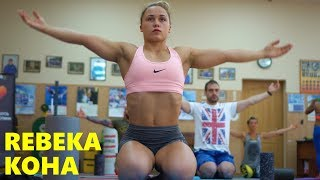 She is strong and cute - Rebeka Koha Interview.