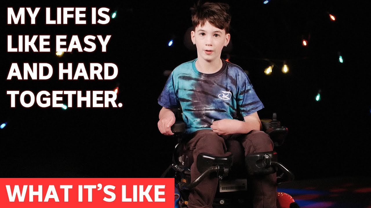 What it's like to experience a disability