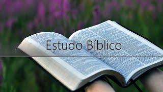 Estudo Bíblico - 21/10/2021