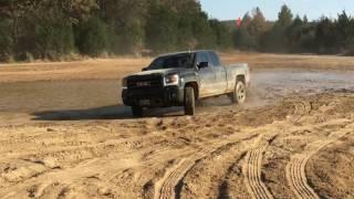 2015 GMC Sierra Elevation edition mudding