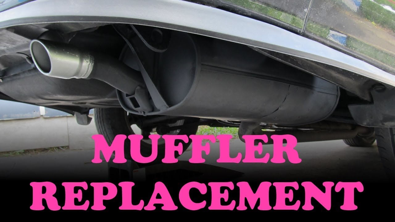 Exhaust Muffler Repair  U0026 Replacement