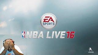 NBA LIVE 16 Gameplay - iPod