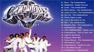 The Commodores Greatest Hist Full Album 2021 -  Best Song Of The Commodores