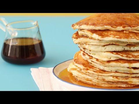 The Best Buttermilk Pancakes - Martha Stewart