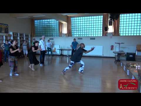 AFRICAN DANCE WORKSHOP