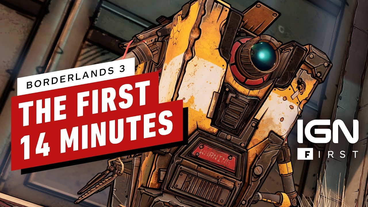 The First 14 Minutes of Borderlands 3 - IGN First thumbnail