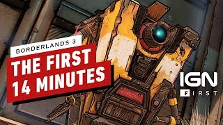 The First 14 Minutes of Borderlands 3 - IGN First