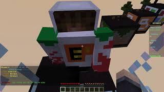 Minecraft | Skywars cùng rim và đồng đội ngáo | Rim