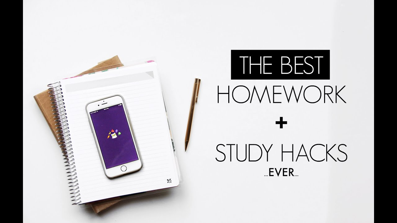 Download DIY STUDY HACKS FOR SCHOOL: Organization ...