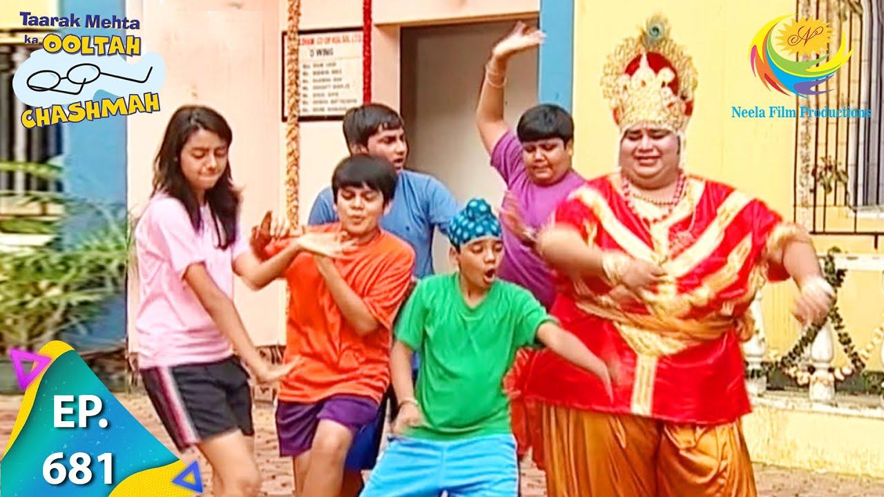Download Taarak Mehta Ka Ooltah Chashmah - Episode 681 - Full Episode