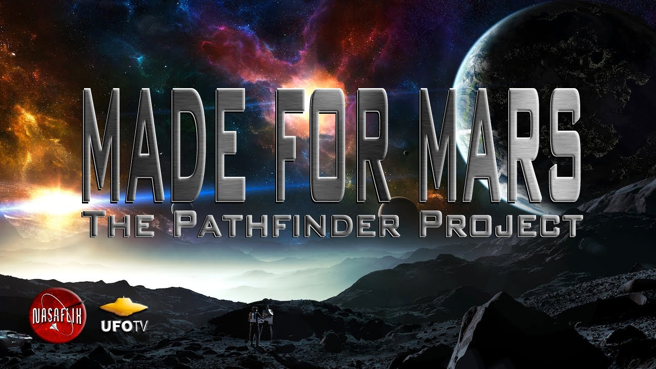 NASAFLIX - MADE FOR MARS - The Pathfinder Robotic Probe ...