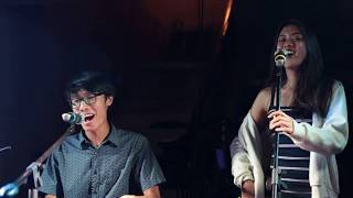 Thunder (Boys Like Girls) - Joshua Kim and Marla Abao Live Performance