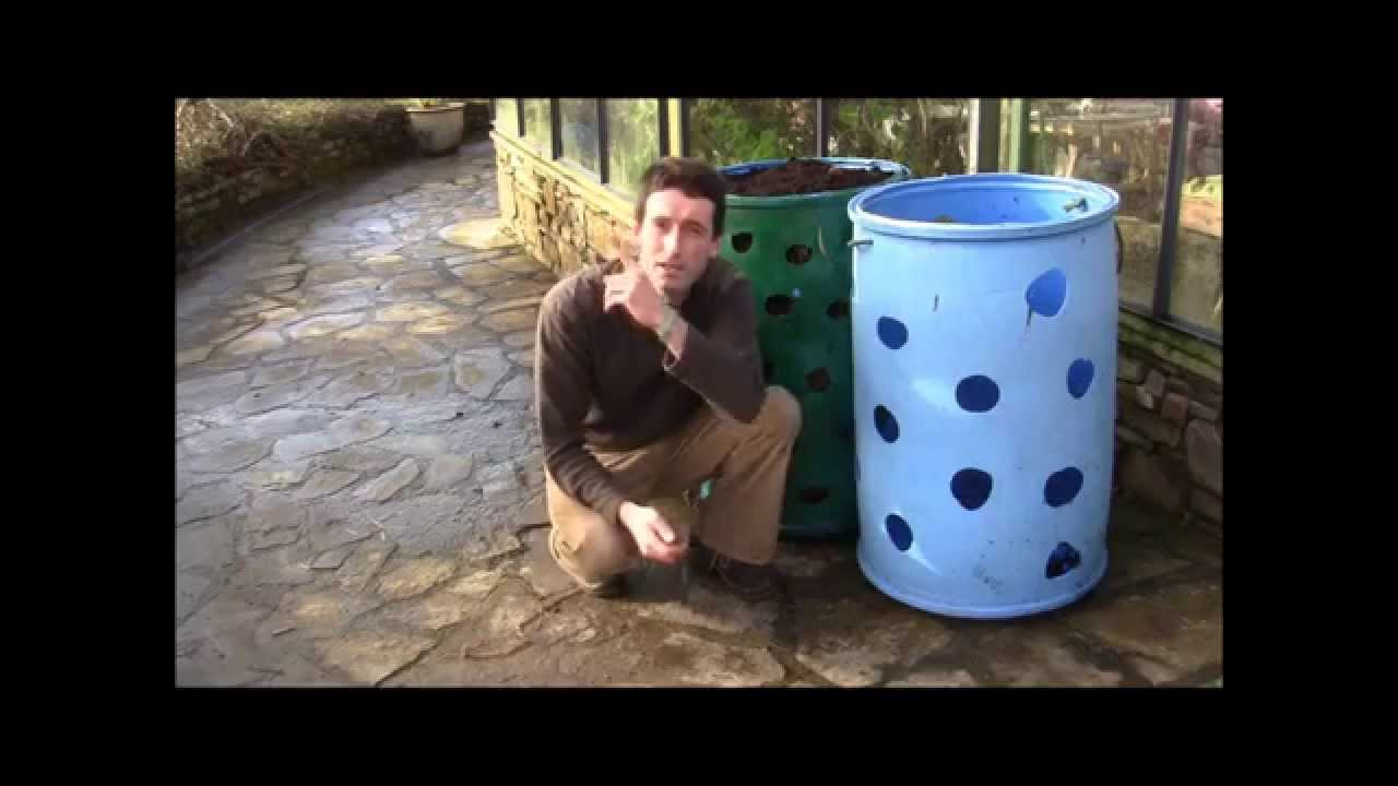 How To Make A Strawberry Barrel Bin How To Make A Herb