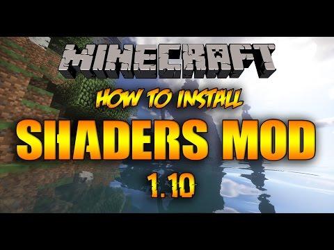 скачать shader core mod для майнкрафт 1.8