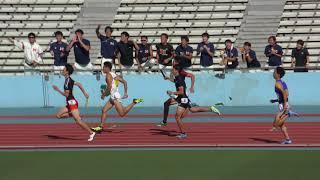 2018 日本インカレ陸上 男子4×400mR 決勝